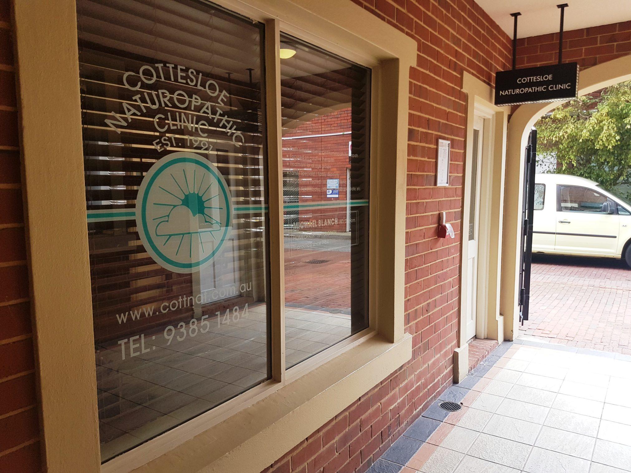 Perth naturopath homeopath clinic